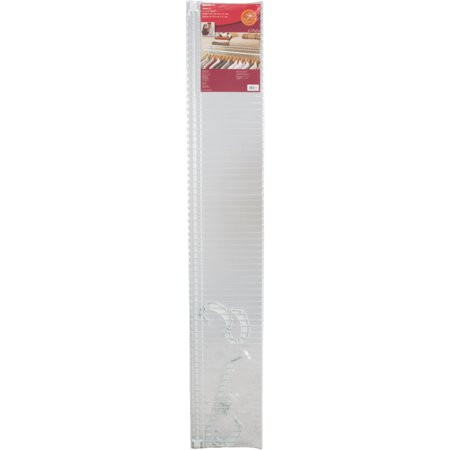 SuperSlide Shelf Kit with Closet Bar