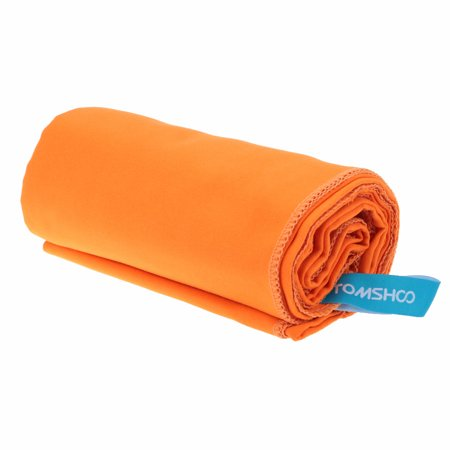 TOMSHOO 75*130cm Microfiber Quick Drying Towel Compact Travel Camping Swimming Beach Bath Body Gym Sports