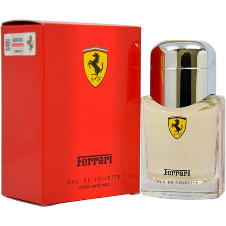 Ferrari Red Mens Edt Spray  1 33 Fl Oz