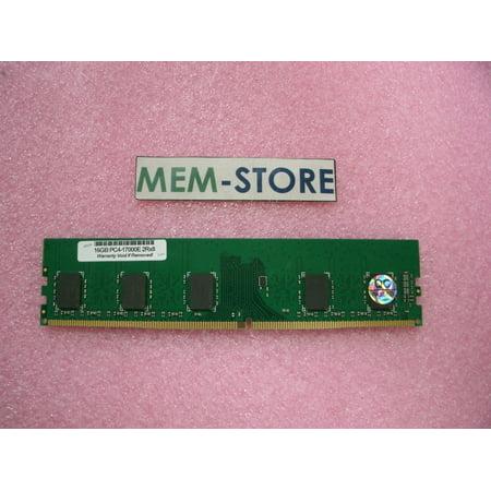 RAMEC2133DDR4-16G 16GB DDR4-2133 ECC unbuffered DIMM Synology RS4017xs+,  RS3618xs, RS3617xs+, RS3617RPxs, RS2818RP+, RS2418+, RS2418RP+, RS1619xs+,