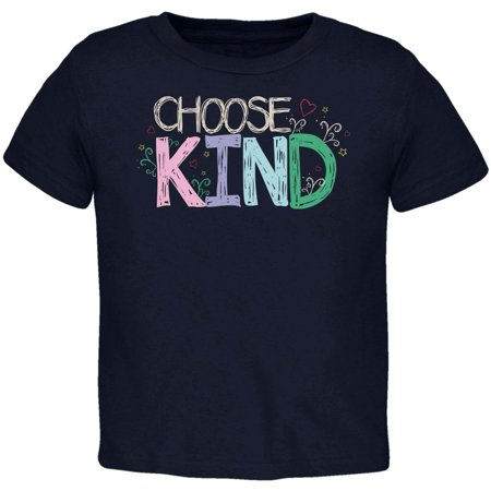 Anti Bullying Color (Anti-Bully Choose Kind Sketch Toddler T)