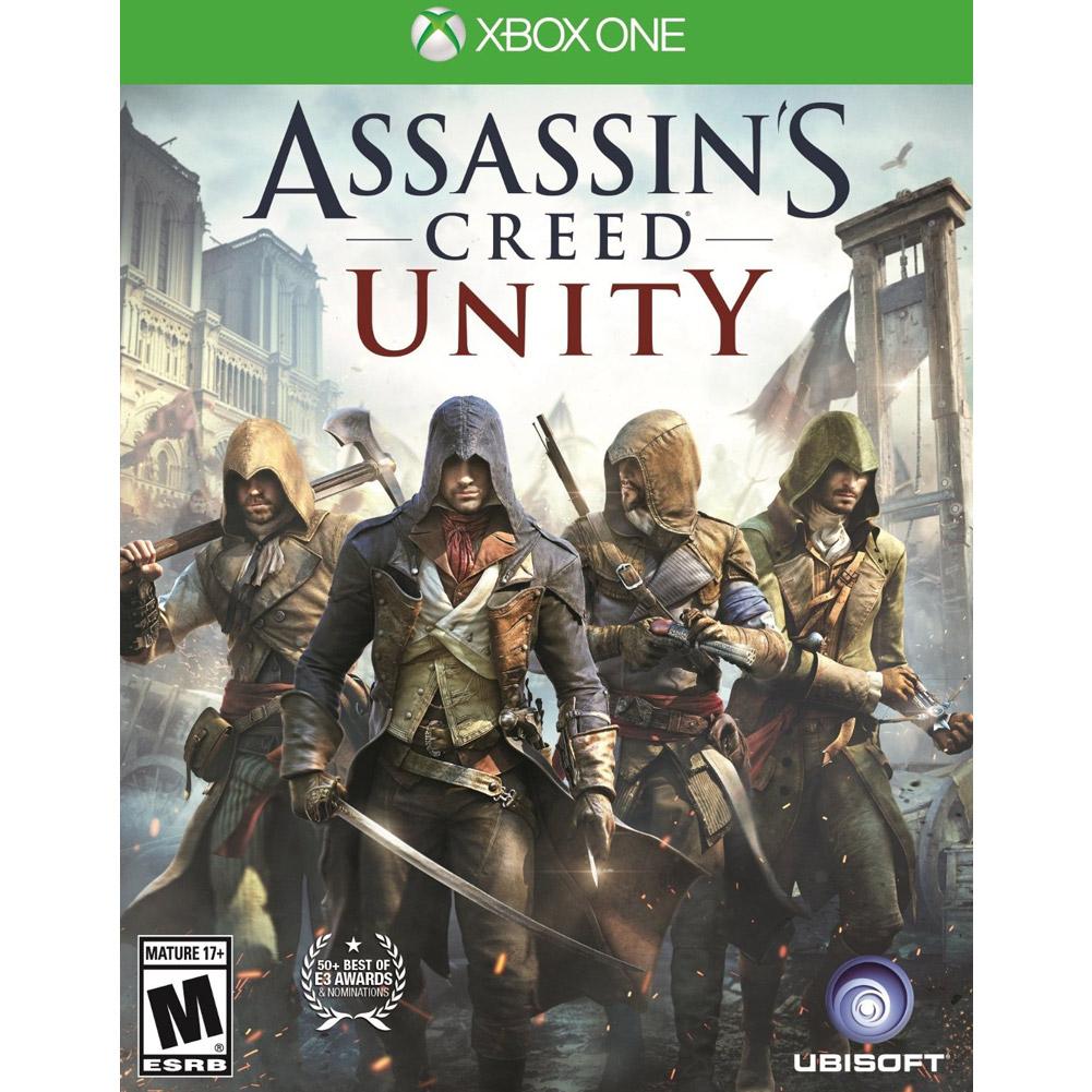 Assassins Creed Unity (Xbox One)