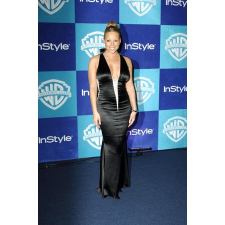 Mariah Carey At Arrivals For In Style & Warner Bros Studios Golden Globes Party Beverly Hilton Hotel Oasis Court Los Angeles Ca January 16 2006 Photo By Michael GermanaEverett Collection - Party Ca