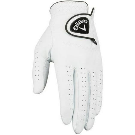 Callaway Dawn Patrol Leather Golf Glove, Large