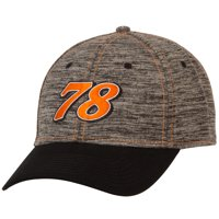 Martin Truex Jr Casual Number Adjustable Hat - Black - OSFA