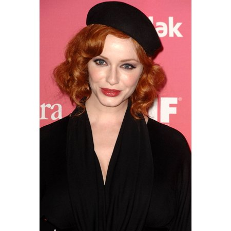 Christina Hendricks At Arrivals For Women In Film Los Angeles 2009 Crystal And Lucy Awards Hyatt Century Plaza In Century City Los Angeles Ca June 12 2009 Photo By Dee CerconeEverett Collection Celebr](Party City Los Angeles Ca)