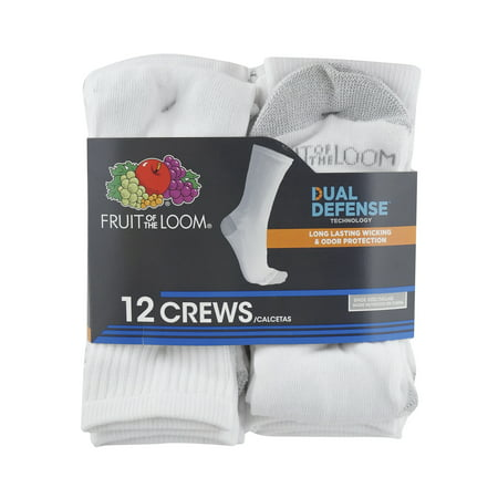 Best Fruit of the Loom Dual Defense Men