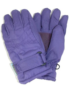 Size one size Toddlers Thinsulate Lined Water Resistant Winter Gloves