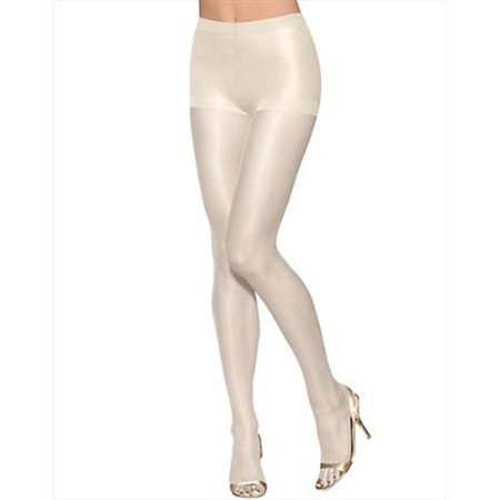 0B376 Womens Silk Reflections Ultra Sheer Toeless Control Top Pantyhose, Natural Skintone - Size AB - image 1 de 1