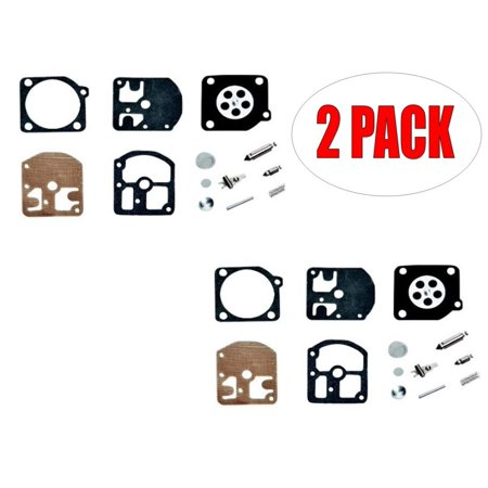 Zama 2 Pack Rb 11 Carburetor Repair Kits Walmart Com