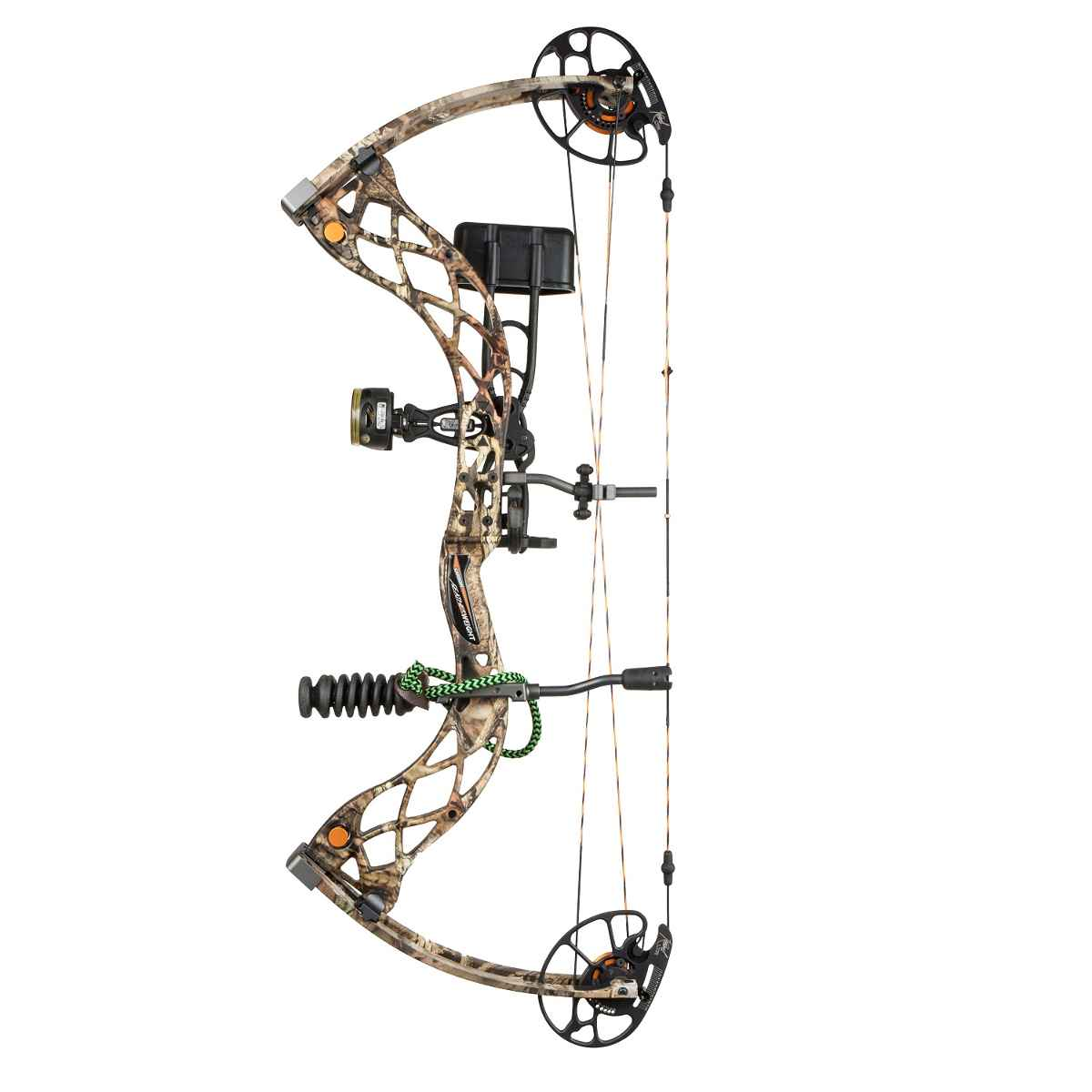 "FeatherWeight Bow Package - RH 26.5""-30"" 45-60# Camo"