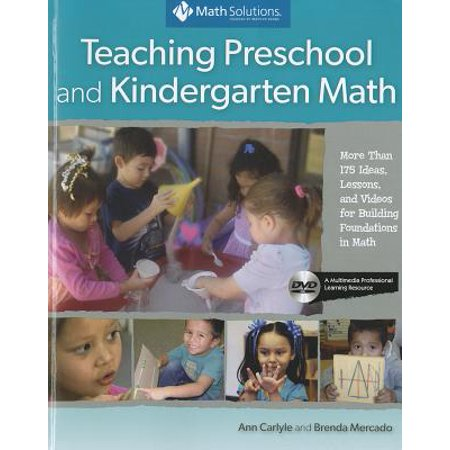 Teaching Preschool and Kindergarten Math : More Than 175 Ideas, Lessons, and Videos for Building Foundations in Math, a Multimedia Professional Learning Resource](Preschool Halloween Math Lesson Plans)