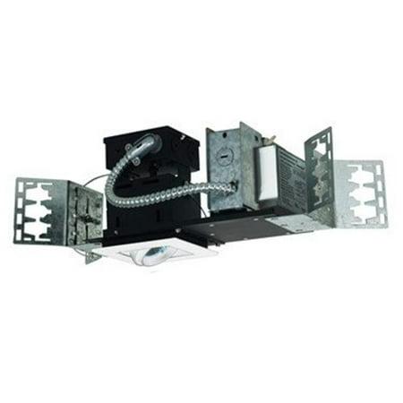 Jesco Lighting MMGMH1639-1EAW 1-Light Linear Metal Halide 120V Electronic Ballast, White - image 1 of 1