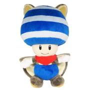 """Little Buddy LLC, Musasabi Flying Squirrel Blue Toad 8"""" Plush"""