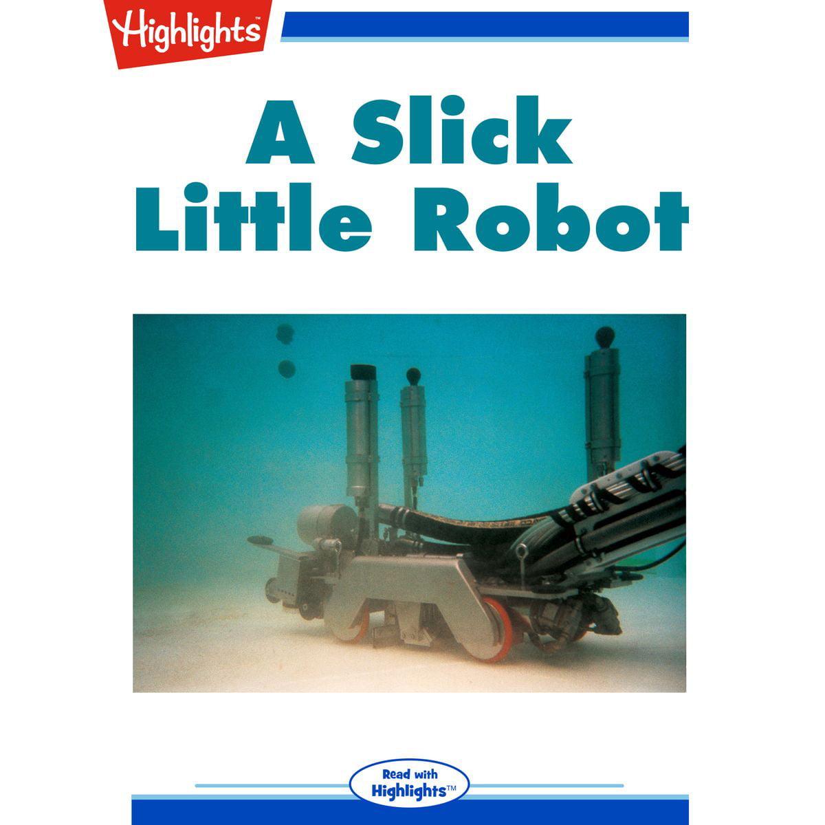 Slick Little Robot, A - Audiobook