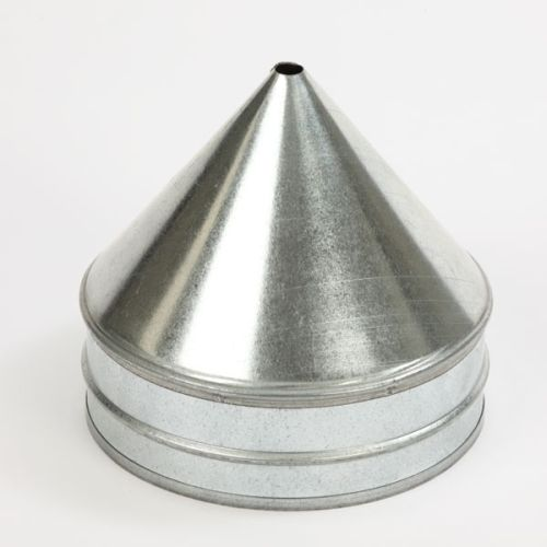 "HomeSaver 6"" UltraPro/Pro/RoundFlex End Cone - Outside Fit"