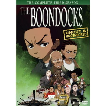 The Boondocks: The Complete Third Season (DVD)
