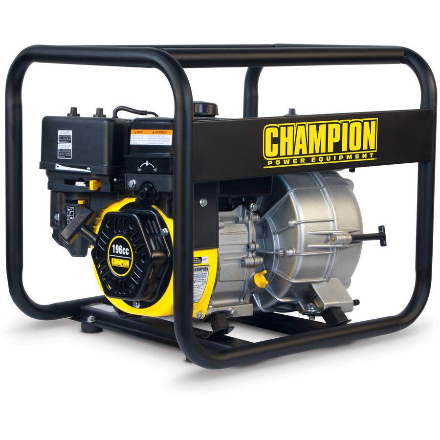 "Champion Power Equipment 66525 3"" Semi-Trash Water Transf..."
