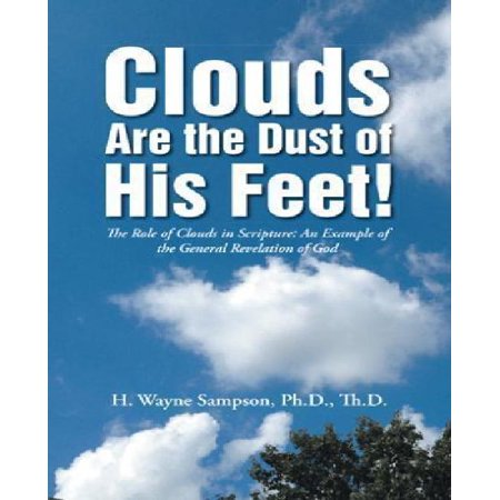 Clouds Are the Dust of His Feet!: The Role of Clouds in Scripture: An Example of the General Revelation of God - image 1 of 1
