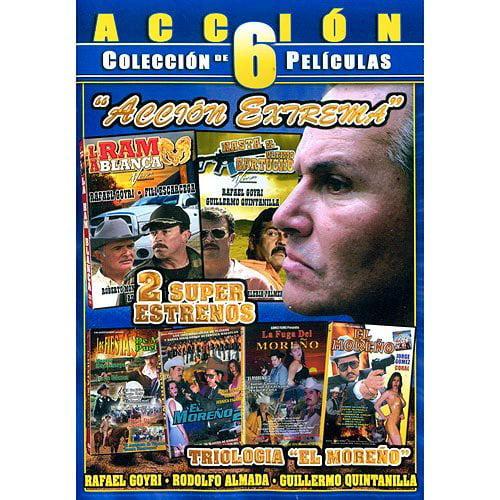 Accion Extrema (6 Peliculas) (Spanish) (Full Frame)