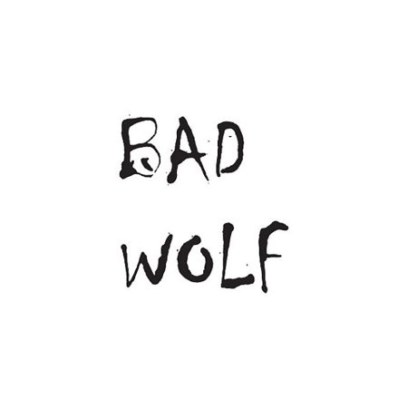 Tattify bad wolf temporary tattoo who 39 s afraid set of 2 for Vulgar temporary tattoos