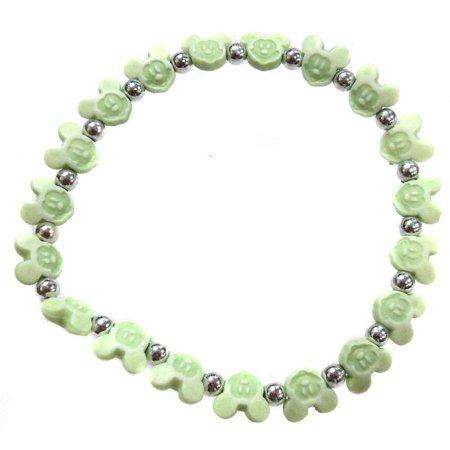 Mickey Mouse Bracelet [Green] - Bracelet Light