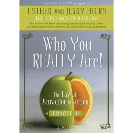 Law Of Attraction In Action: Episode 11 - Who You Really Are! (2 Discs)