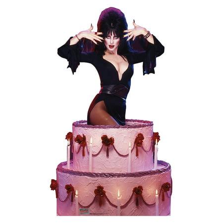 Advanced Graphics 816T Elvira - Cake - TALKING - 72