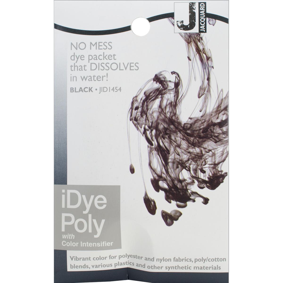 Jacquard iPoly Fabric Dye 14g-Black