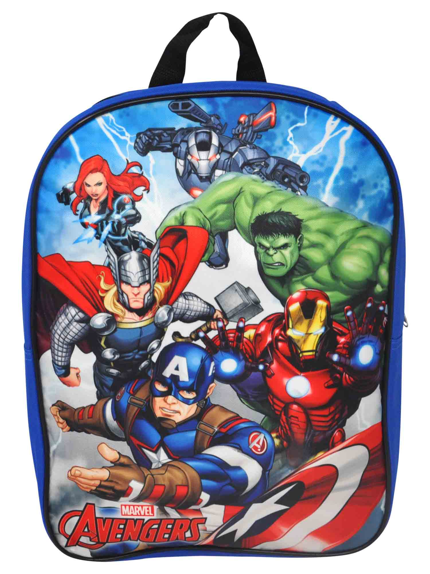 Marvel Avengers Official Backpack for Children Boys Girls Adults Comics Back Pac