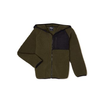 Jachs Boys Plush Jacket, Sizes 8-16