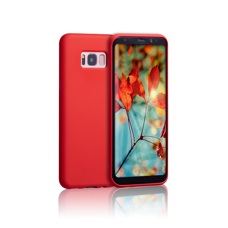 Samsung Galaxy S8 Plus Case, Shock Absorption, Clambo Silicone Series Case for Samsung Galaxy S8 Plus