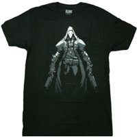 Overwatch Reaper: Death Walks Among You Adult T-Shirt
