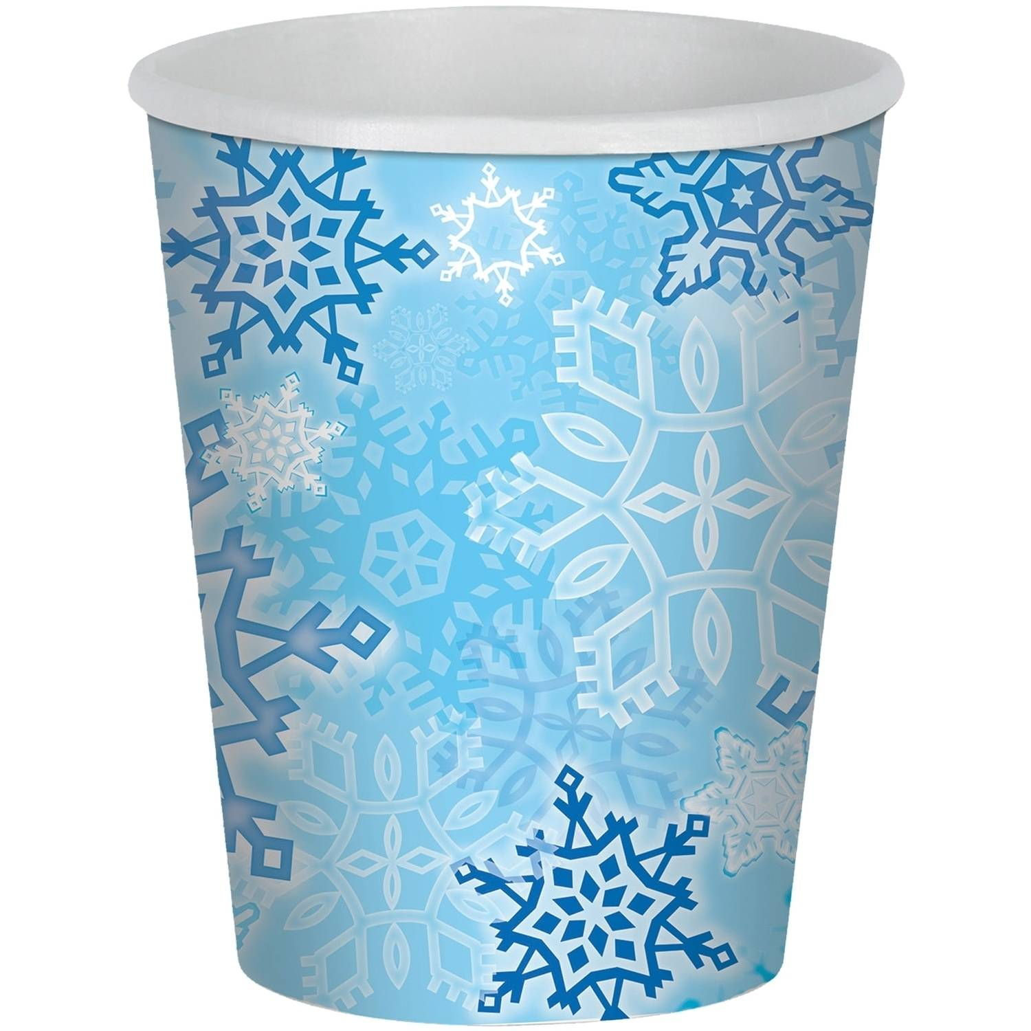 Snowflake Beverage Cups Halloween Decoration