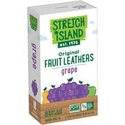 Stretch Island Original Grape Fruit Leathers, 0.5 oz, 8 count