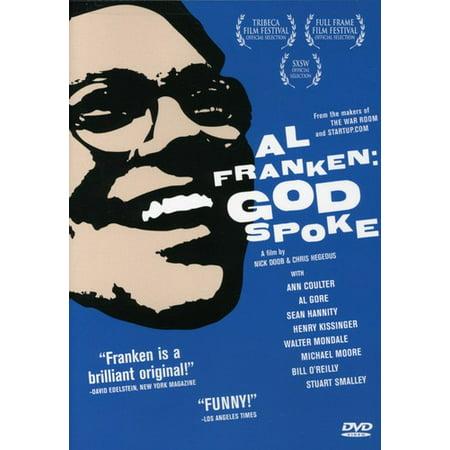 Image of Al Franken: God Spoke
