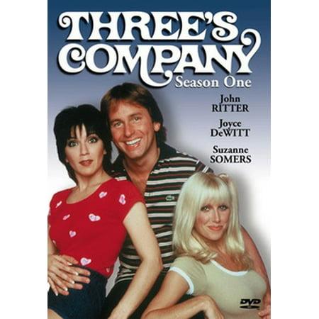 Three's Company: Season One (DVD) - Three's Company Halloween Episode