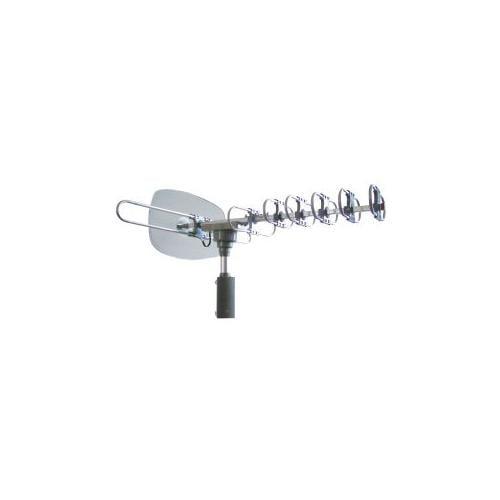 Supersonic SC-609 360 OHMS HDTV Digital Amplified TV Motorized Rotating Antenna
