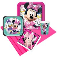 Minnie Mouse Helpers Party Pack for 8
