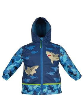 Raincoat, Shark