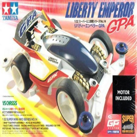 1 32 Tamiya Liberty Emperor Gpa Mini 4Wd