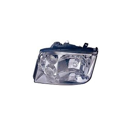 Replacement Driver Side Headlight For 99-15 Volkswagen Jetta (Volkswagen Jetta Replacement Driver)