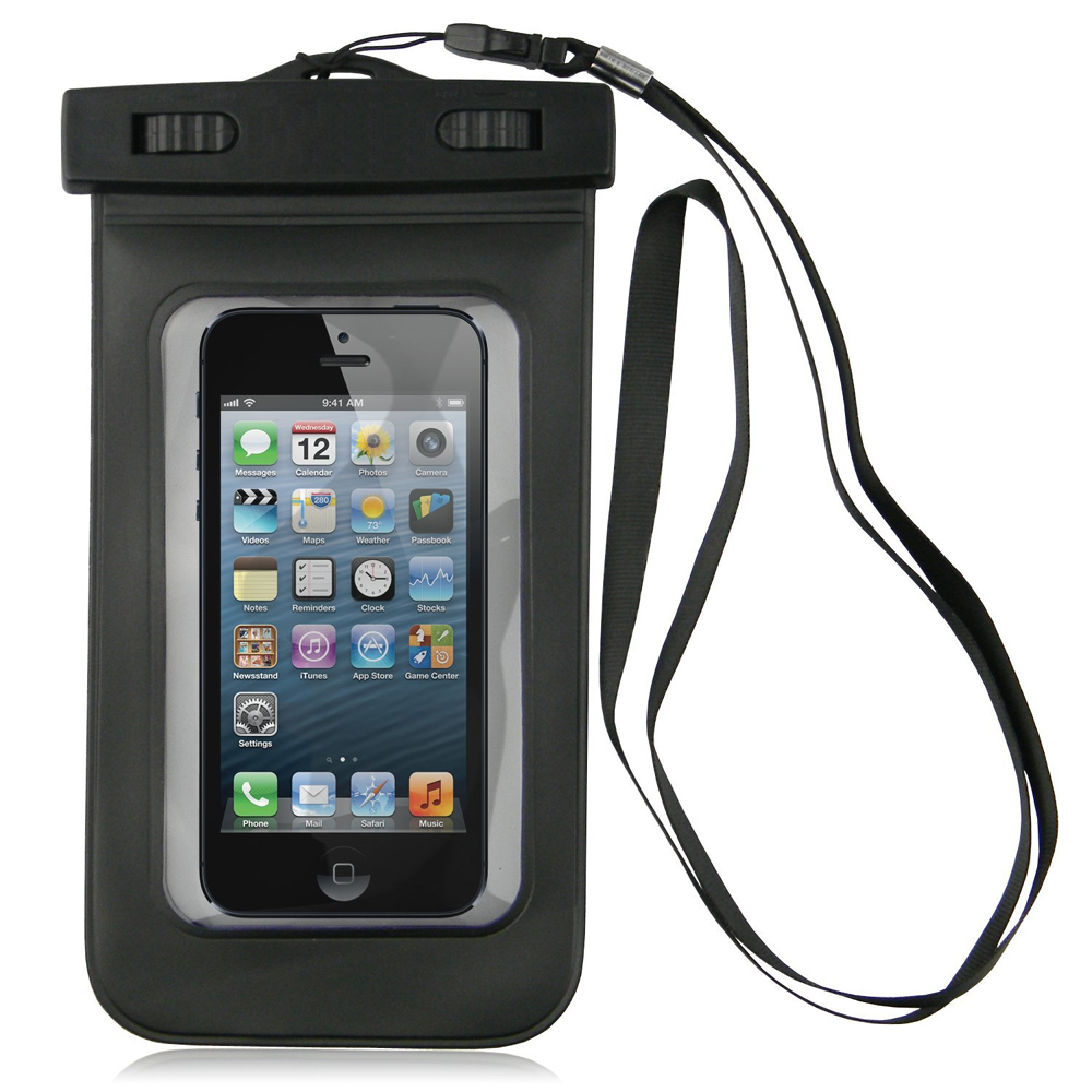 Importer520 PX8 Certified to 100 Feet Universal Waterproof Cover Case For LG Cosmos 2 Phone (Verizon Wireless)