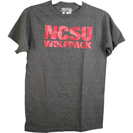 "NCAA NC State ""NCSU Wolfpack"" Adult Tee Shirt 2X"