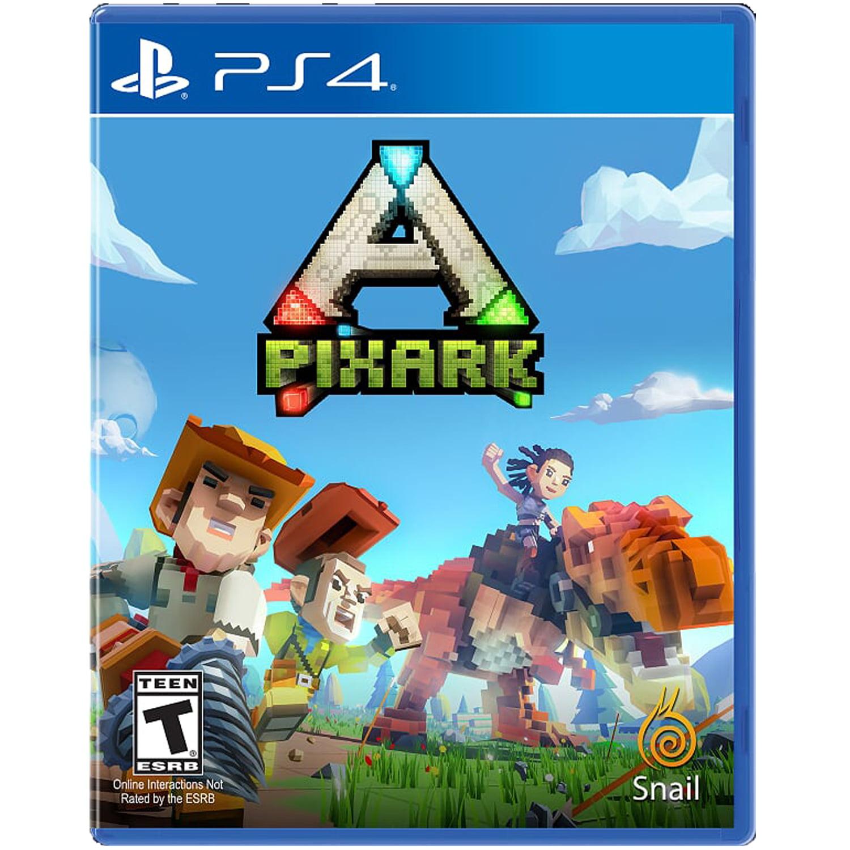 PixARK, Snail Games, PlayStation 4, 884095191542