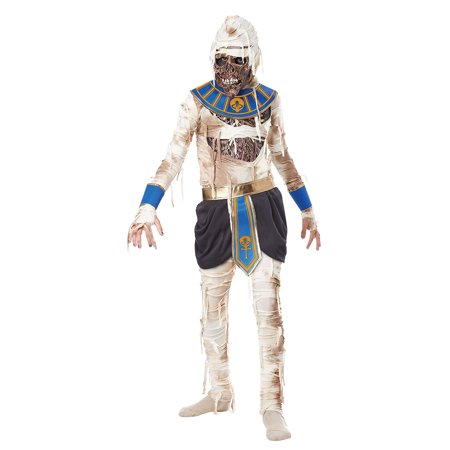 Child Boy Mummy Pharaoh's Revenge Costume by California Costumes - Mommy Costumes