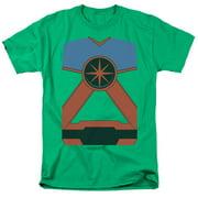 Jla - Martian Mh - Short Sleeve Shirt - Large