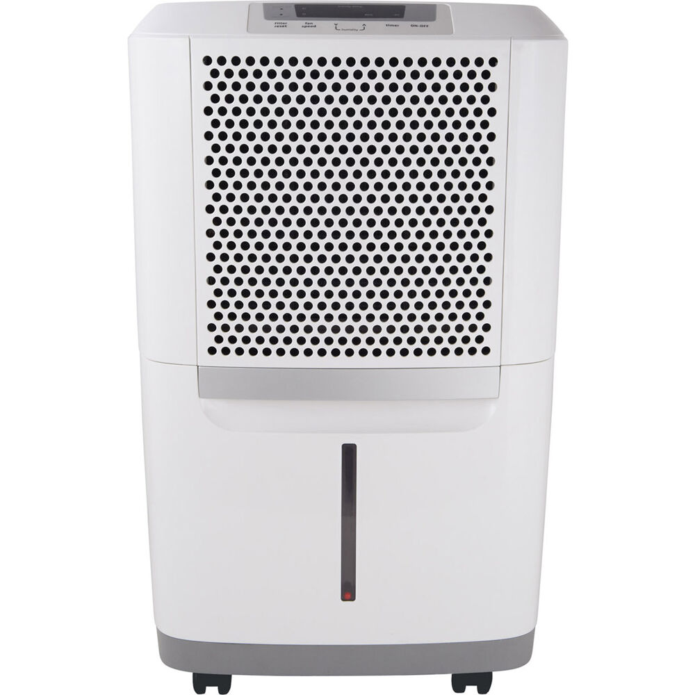 Frigidaire 50-Pint Capacity Dehumidifier (White)