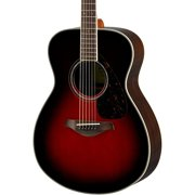 Yamaha FS830 Small Body Acoustic Guitar Tobacco Sunburst
