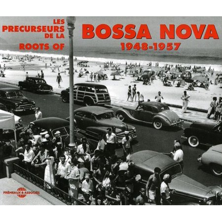 Bossa Nova 1948-57 (CD) (Bossa Nova Cd)